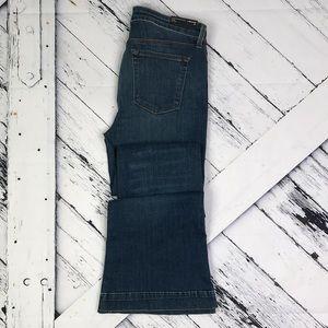 J BRAND Another Love Story Kick Flare Jeans sz 30